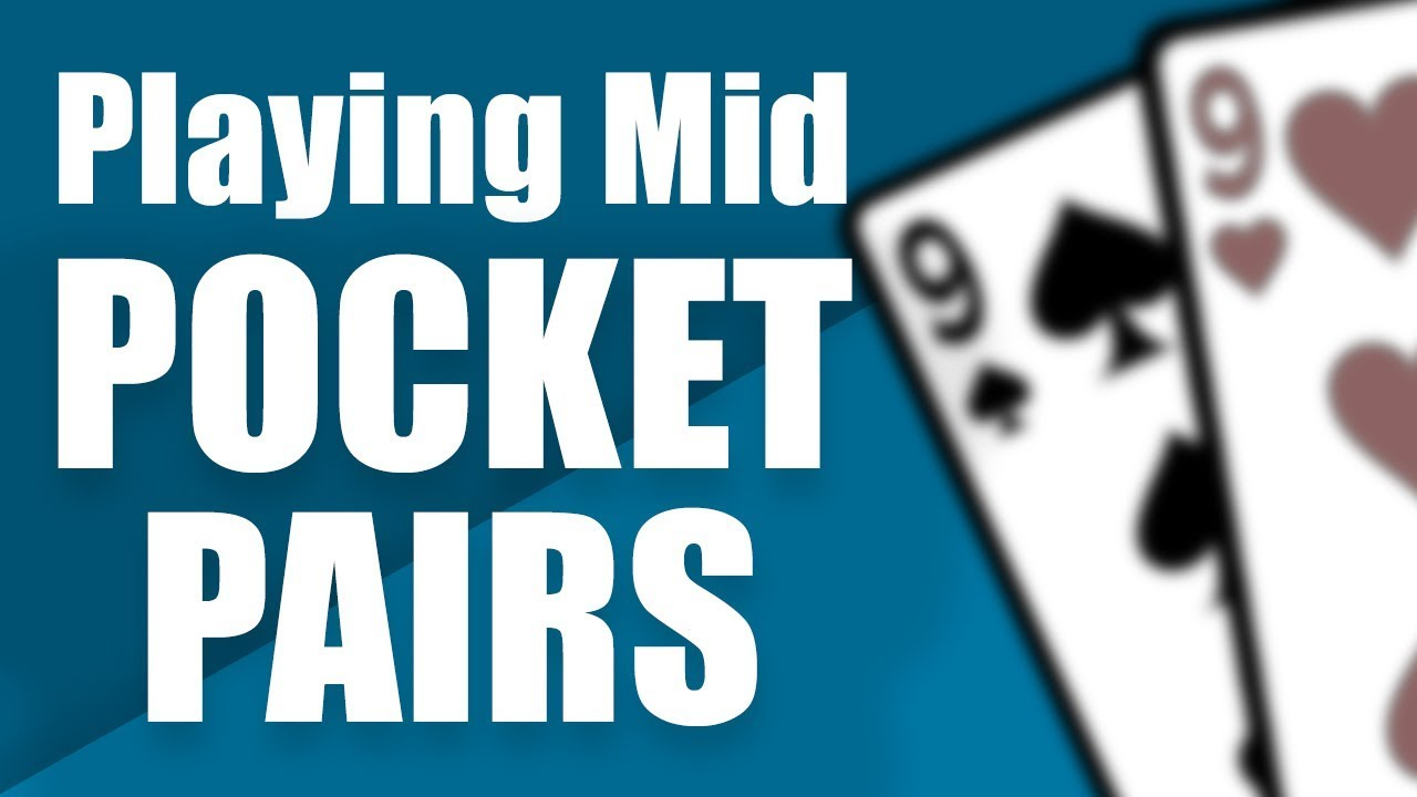 Pocket King Pairs - How to Play Them