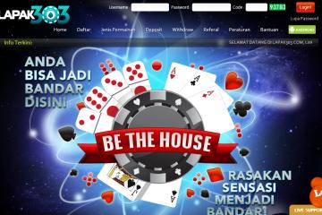 Lapak303 Judi Poker Online Terbaik Di Indonesia