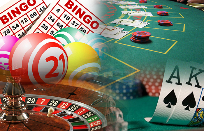 The Different Types of Gambling